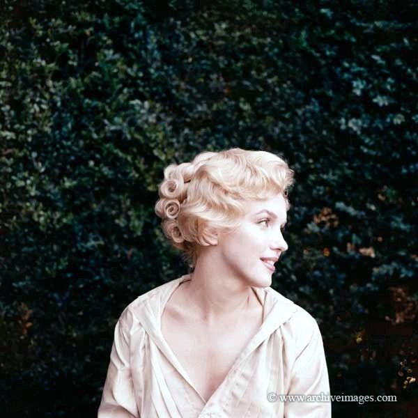 Milton Greene, Marilyn Monroe, hair test sitting