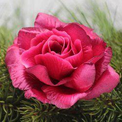Vazbová růže saténová - burgundy - luxusní květ saténové růže http://goo.gl/Rr6ou9