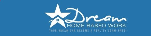 Dream Home Based Work (DHBW) is an online guide for home employment  home business to allow people to be able to stay at home with their families. DHBW provides a variety of work from home job opportunities in customer service, data entry, writing, freelance, and much more. DHBW also provides you with the the resources to upstart your home-based business. The goal of DHBW, is to guide individuals down the right path in finding legitimate work from home. You will be able to have more fr...