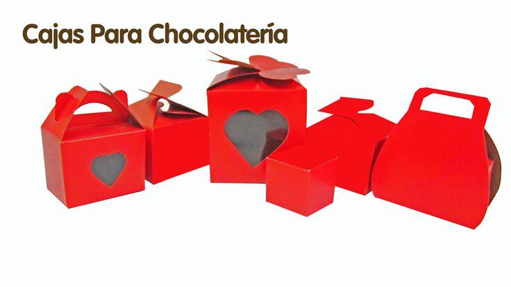 Caja Chocolates...