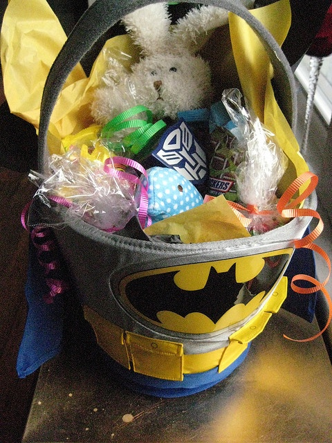 The 24 best images about easter baskets on pinterest spiderman easter baskets for girls easter baskets ideas negle Choice Image