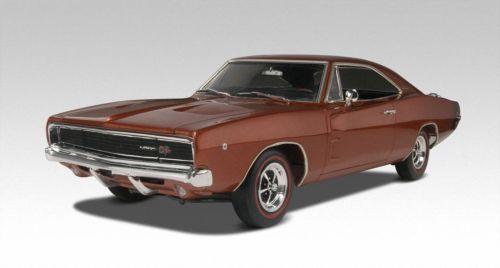 Revell-Monogram-1-25-1968-Dodge-Charger-R-T