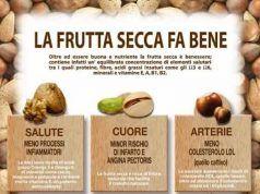 Frutta secca oleosa per restare in salute