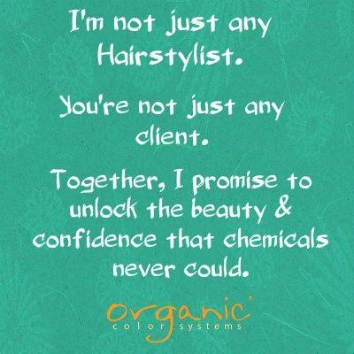Hair Stylist Quote <3