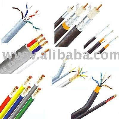 Flexible wires and Cables