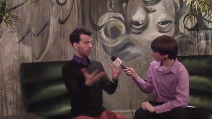 Interviews with Grammy Nominees for Children's Music conducted by KIDS FIRST! Film Critic Keefer B.