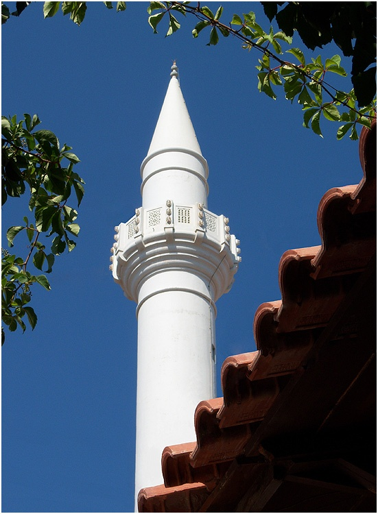 Pictografio: Minaret