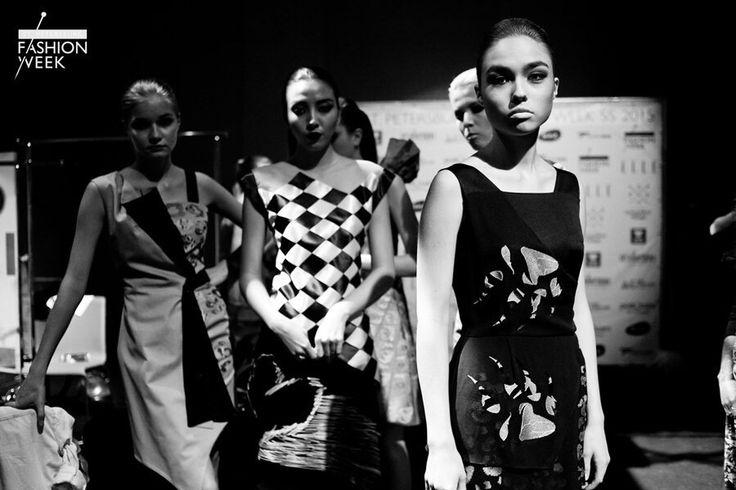BACKSTAGE SS'15   Fabric Fancy  www.spbfashionweek.ru #spbfw #fashion #backstage #fabricfancy