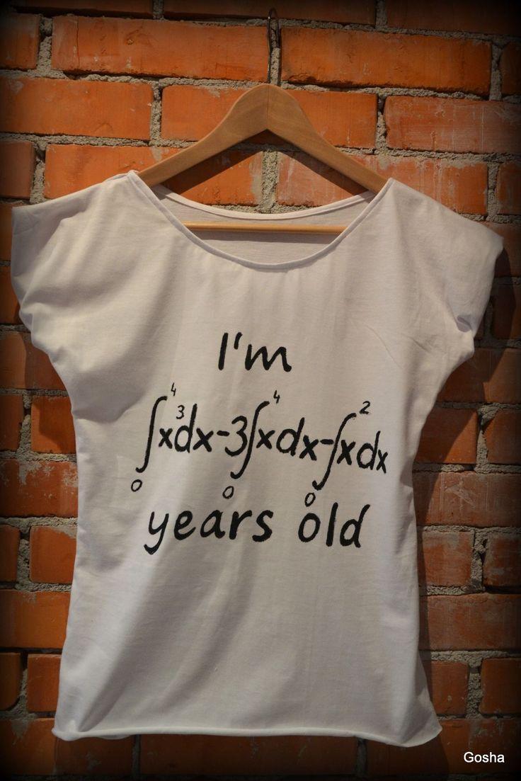 koszulka urodzinowa Kasi, Kasia's birthday t-shirt