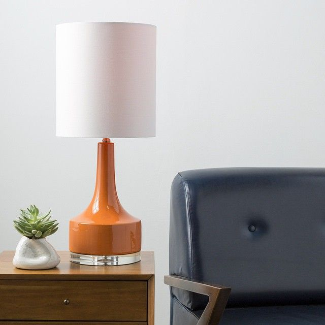 Superb Bring A Bold POP To Your Living Space With A Trendy New Surya Lamp (FRR