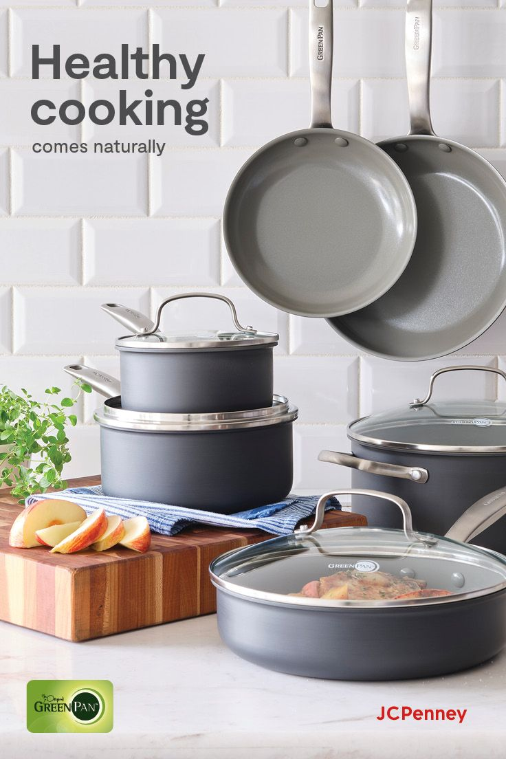 The Amazing GreenPan™ in 7  Kitchen decor images, Kitchen