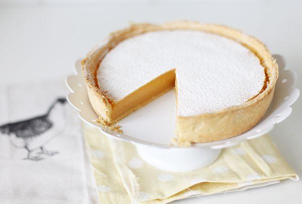 Простой лимонный пирог - Чадейка