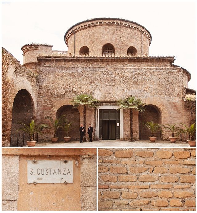 Santa Costanza, Rome. https://www.facebook.com/romesecrets