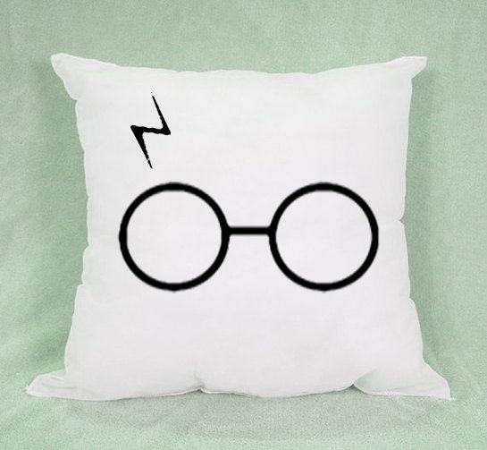 "#HarryPotter Pillow case 18x18 in"" - Pillow Cover - #PillowCase - #CustomPillow - Custom Design - Pillow"