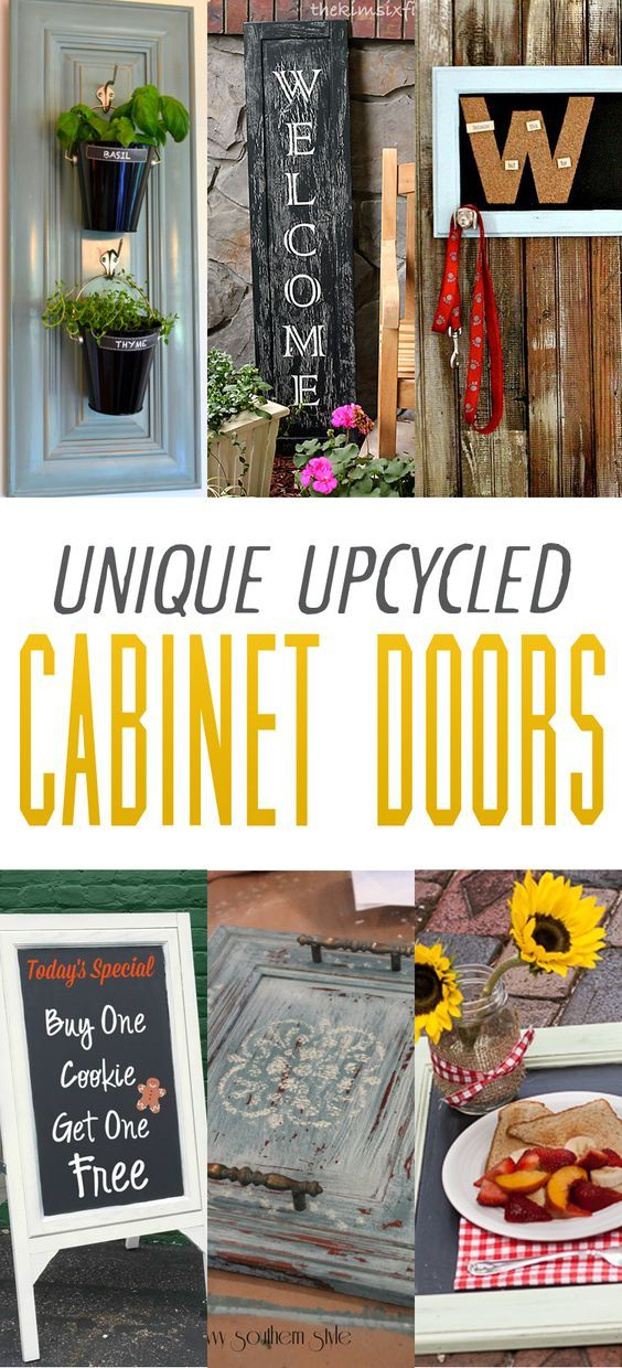 Unique Upcycled Cabinet Doors The Cottage Market Your