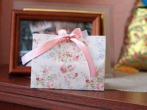 МК упаковочный пакет | Ярмарка Мастеров - ручная работа, handmade
