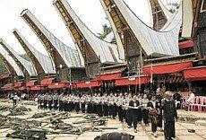 Rambusolo Funeral Ceremony