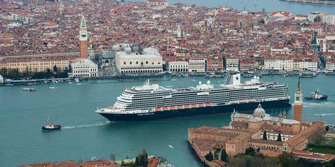 Holland America Line's nieuwe vlaggenschip de Koningsdam is opgeleverd. De Maiden Voyage van de Koningsdam bestaat uit mediterrane cruises.