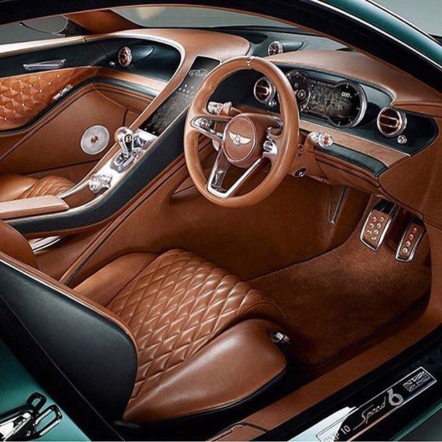 Beautiful car interior  via @bella.fashionista