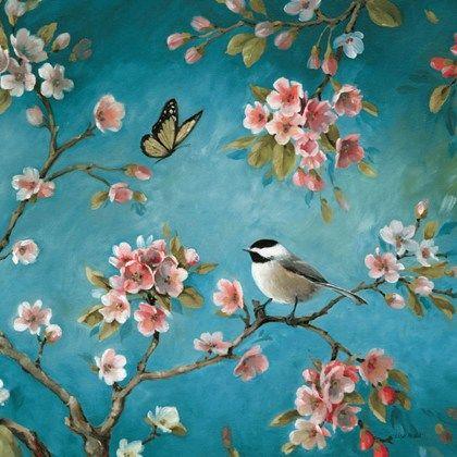 Blossom II by Lisa Audit art print