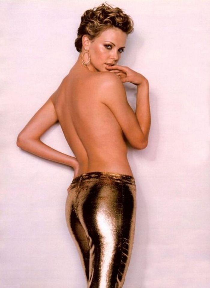 Sexy Bilder von Charlize Theron