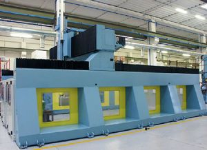 Machining Centers,Vertical milling machines, vertical machining ...