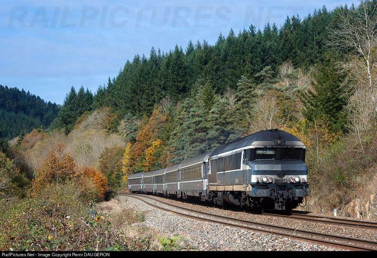 RailPictures.Net Photo: CC 72064 SNCF CC 72000 at Tarare, France by Remi DAUGERON