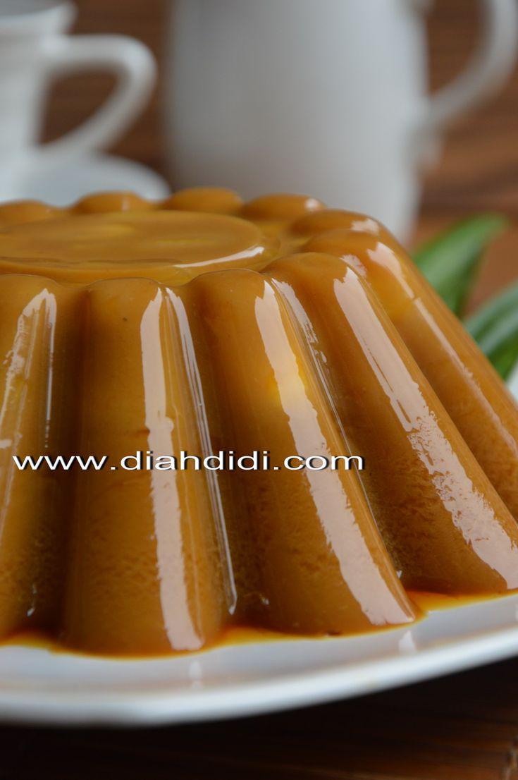 Diah Didi's Kitchen: Puding Nangka Gula Merah