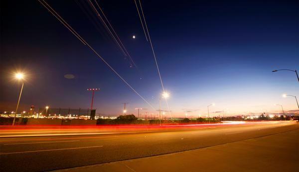 California Photography Los Angeles International Airport Lax