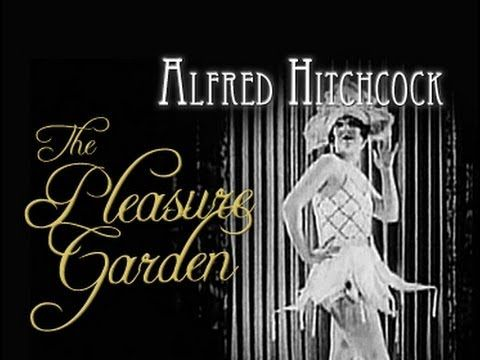 Watch The Pleasure Garden, Alfred Hitchcock's Very First Feature Film (1925)