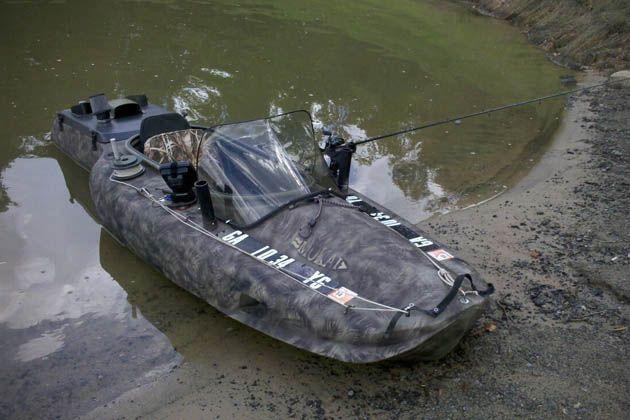 IcreativeD: Mokai Motorized Kayak