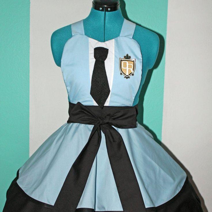 Ouran Host Club Cosplay Pinafore Dress Accessory Tamaki Hikaru Kaoru | Darling Army
