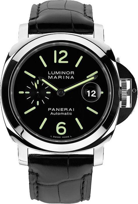 Panerai Luminor Marina...  ...nice! I luv Panerai watches