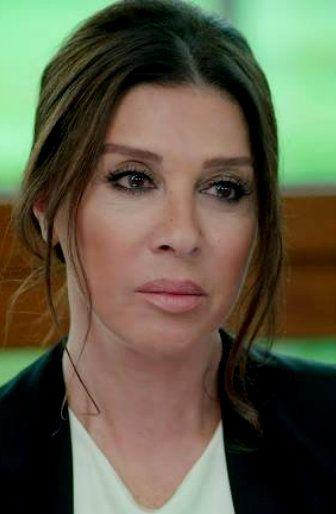 "Nebahat Çehre - ""A.Ş.K"" TV Series 2013/2014"