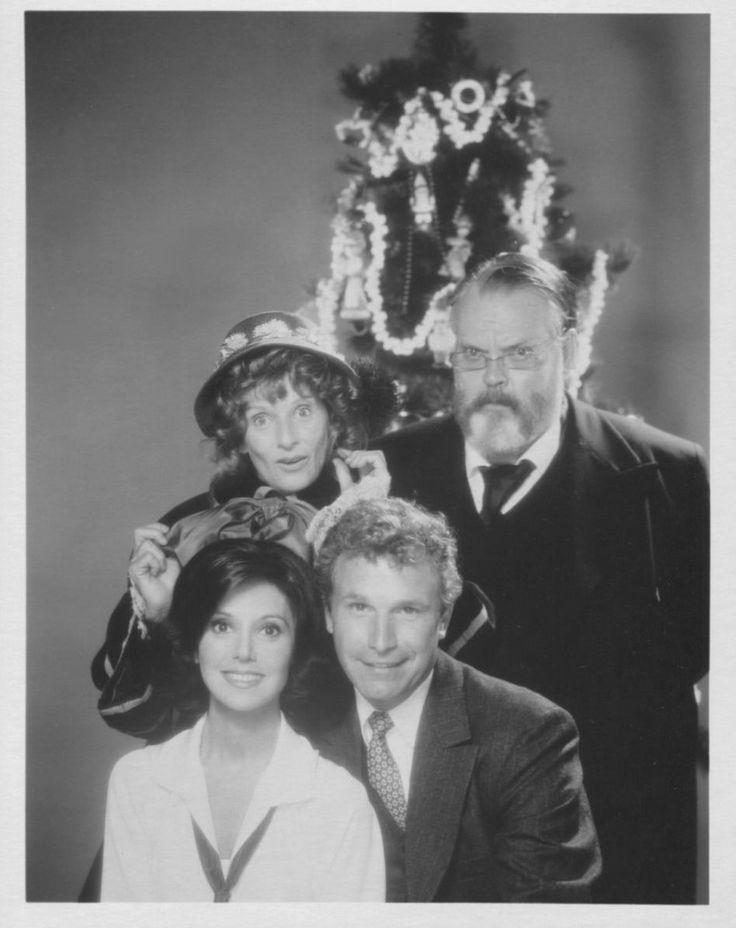 Marlo Thomas, Cloris Leachman, Wayne Rogers, Orson Welles, It Happened One Christmas (TV Movie, 1977)