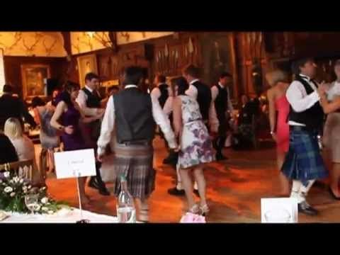 The Ceilidh Dance! (Pronounced Kay-lee) Total must at our Scottish Wedding!