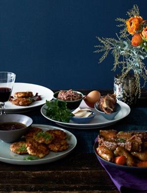 Bon Appetite's Passover Menus