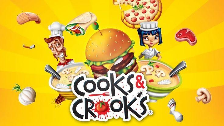 ¡A cocinar! Ahora que se acerca la hora de comer, te presentamos un juego en Verkami que conseguirá abrirte el apetito Con un sistema parecido a juegos tan famosos y de éxito como Virus! estamos seguros que Cook & Crooks lo petará! ¡Que hambre! https://www.verkami.com/projects/19825-cookscrooks  #JuegodeMesa #JuegosdeMesa #Boardgame #Boardgames #JocdeTaula #JocsdeTaula #JeuxdeSociete #BoardGameGeek #Verkami #Cocina