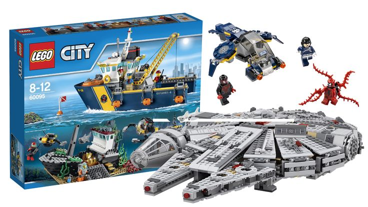Lego is awesome. Discover the joy of sets, with our pick of the top of the blocks