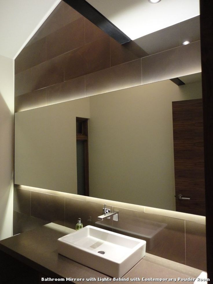 Bathroom Mirror Led best 20+ bathroom mirrors with lights ideas on pinterest | vanity