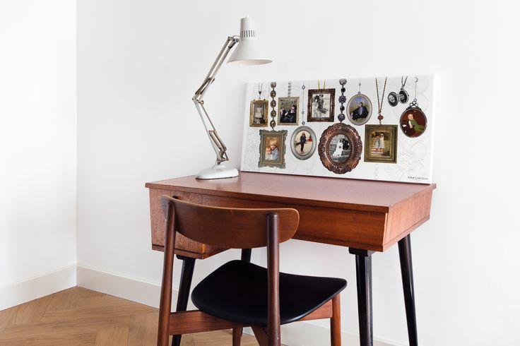 Een fotocollage op canvas is de ideale eyecatcher om je huis een persoonlijk tintje te geven. Een ideale tijdloze klassieker!