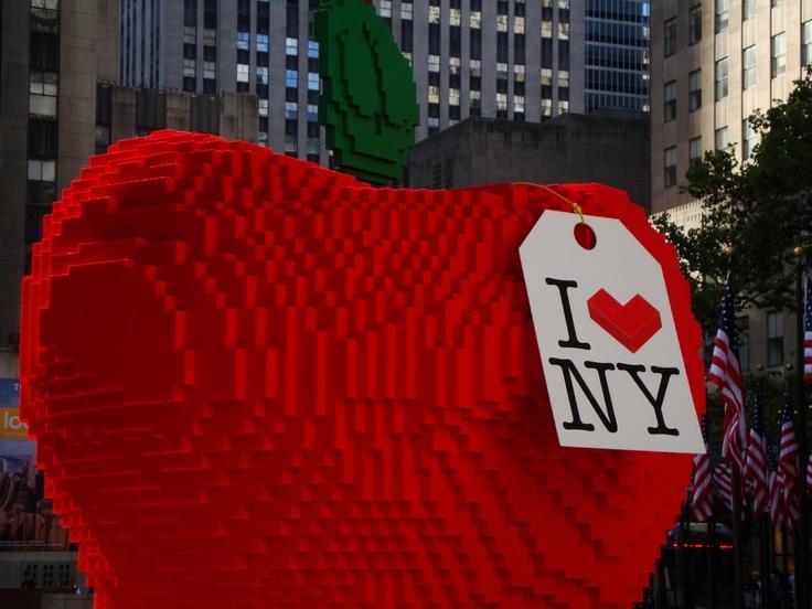 New York..in Lego :)