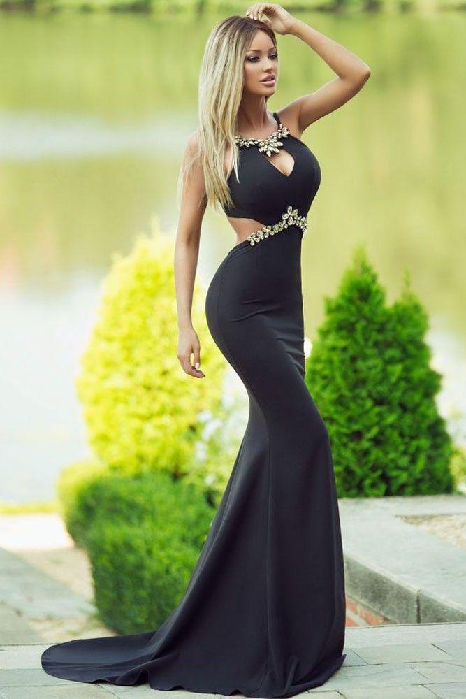Vestido Longo Sexy Casamento Rabo Sereia
