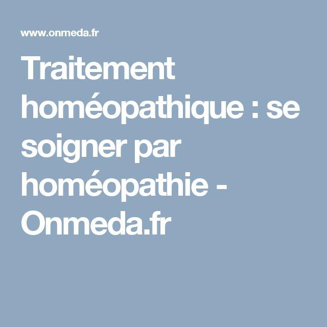 Traitement homéopathique : se soigner par homéopathie - Onmeda.fr