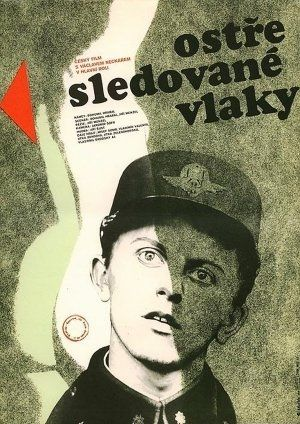 Closely Observed Trains- Czech film- based on the book by Bohumil Hrabal