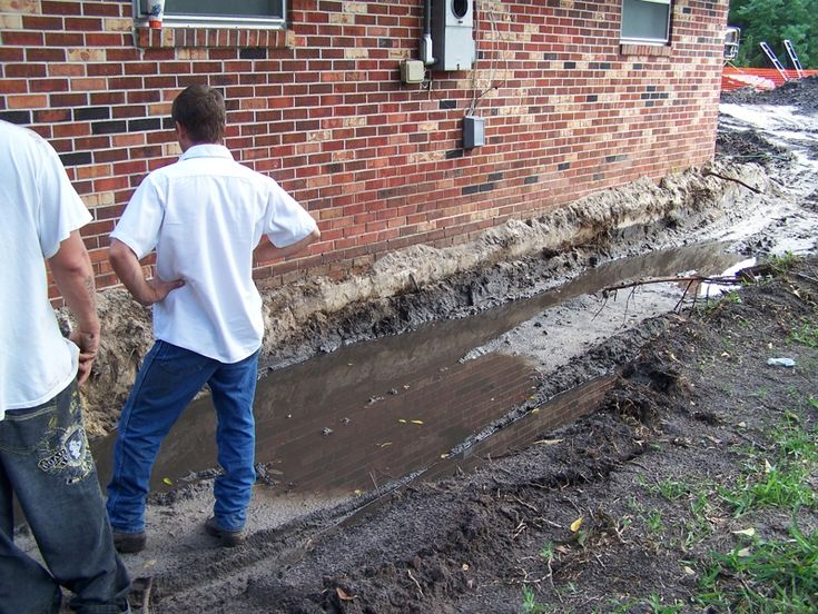 Best 25 foundation repair ideas on pinterest pier and for Old house foundation types