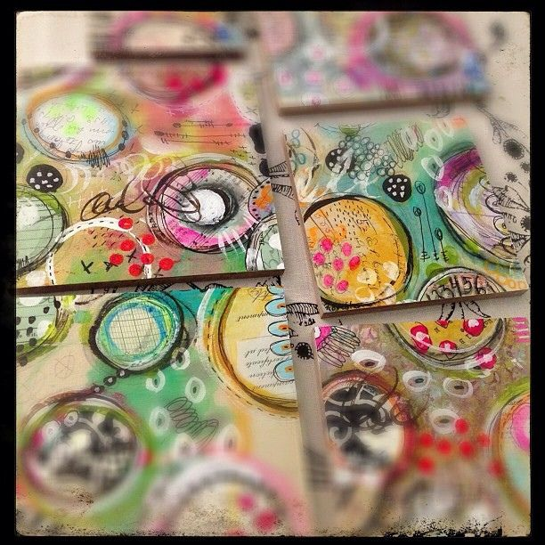 Making artsy collages! #mixedmedia #collage #art | Flickr - Photo Sharing!