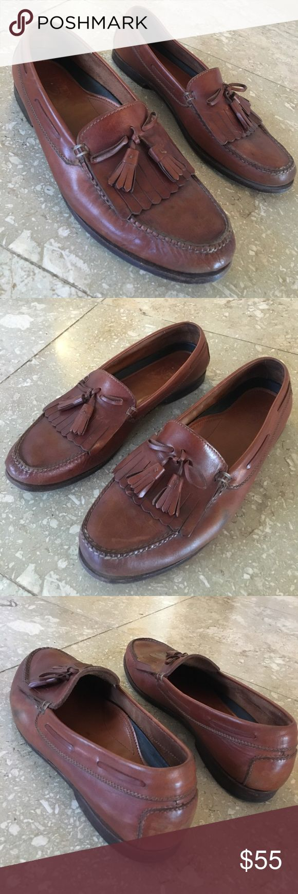 Neil M. Italian loafers Made in Italy. Good used condition. Reddish brown leather. Sz 11.5b. Thanks! 💤💤 Neil M Shoes Loafers & Slip-Ons