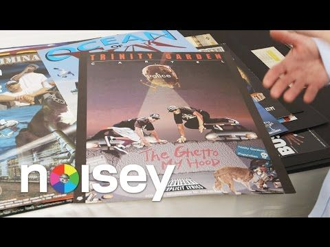 ▶ Defining the Visual Style of Southern Hip Hop: Noisey Design