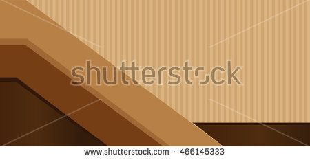 Geometric background box texture with brown color composition 02